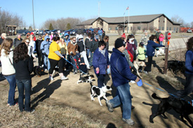 Paws Fur A Cause 5K Run