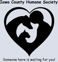 Iowa County Humane Society Home Page